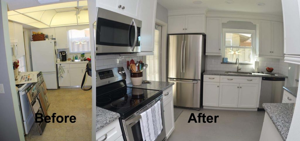 Bathroom Remodeling Venice Florida kitchen remodel project venice fl - kitchen and bath on the