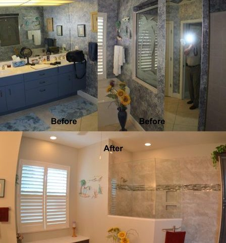 Updated and Remodeled Bathroom in Venice FL