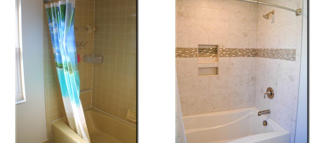 Updated Bath Design One