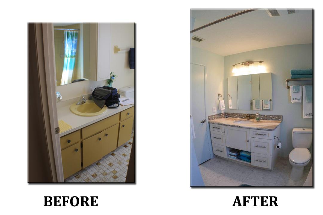 Updated Bath Design Two