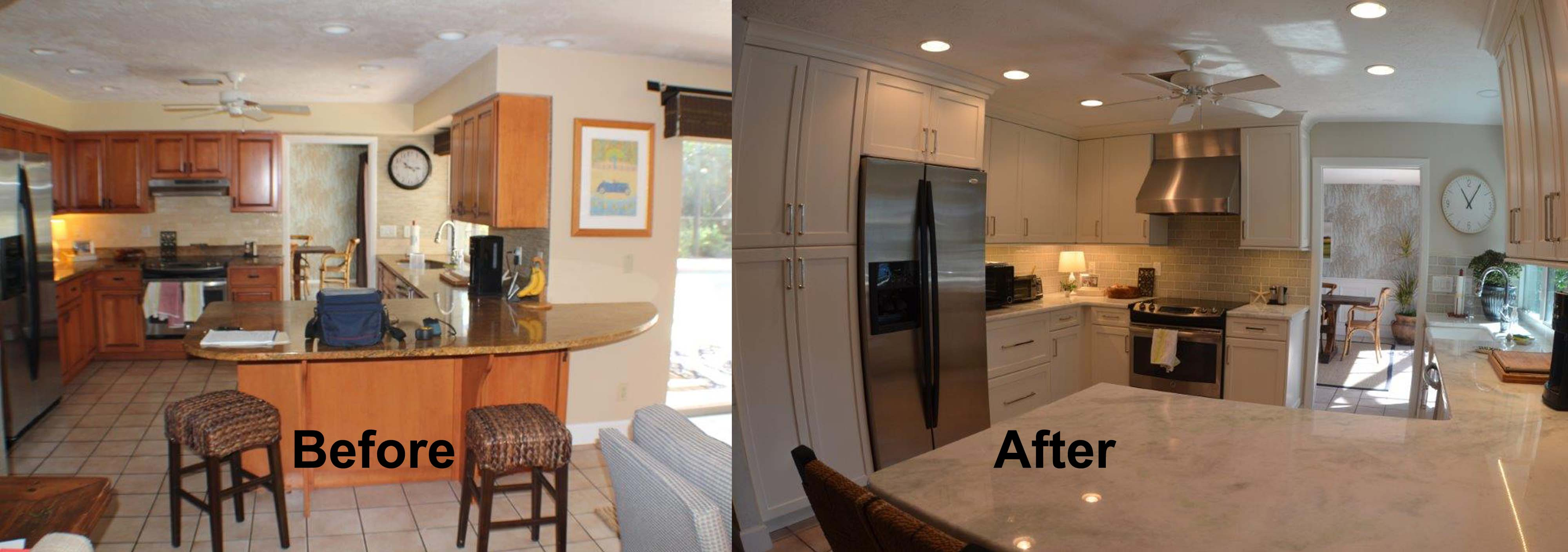 venice kitchen remodel project - kitchen and bath on the islekitchen